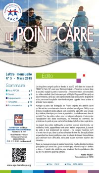 Le Point Carré n°3 Mars 2015