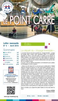 Le Point Carré n°4 Avril 2015