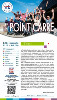 Le Point Carré n°16 mai 2016