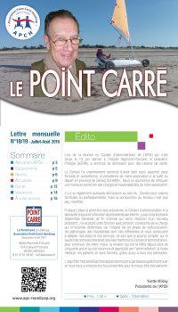 Le Point Carré n°18-19 juillet-août 2016