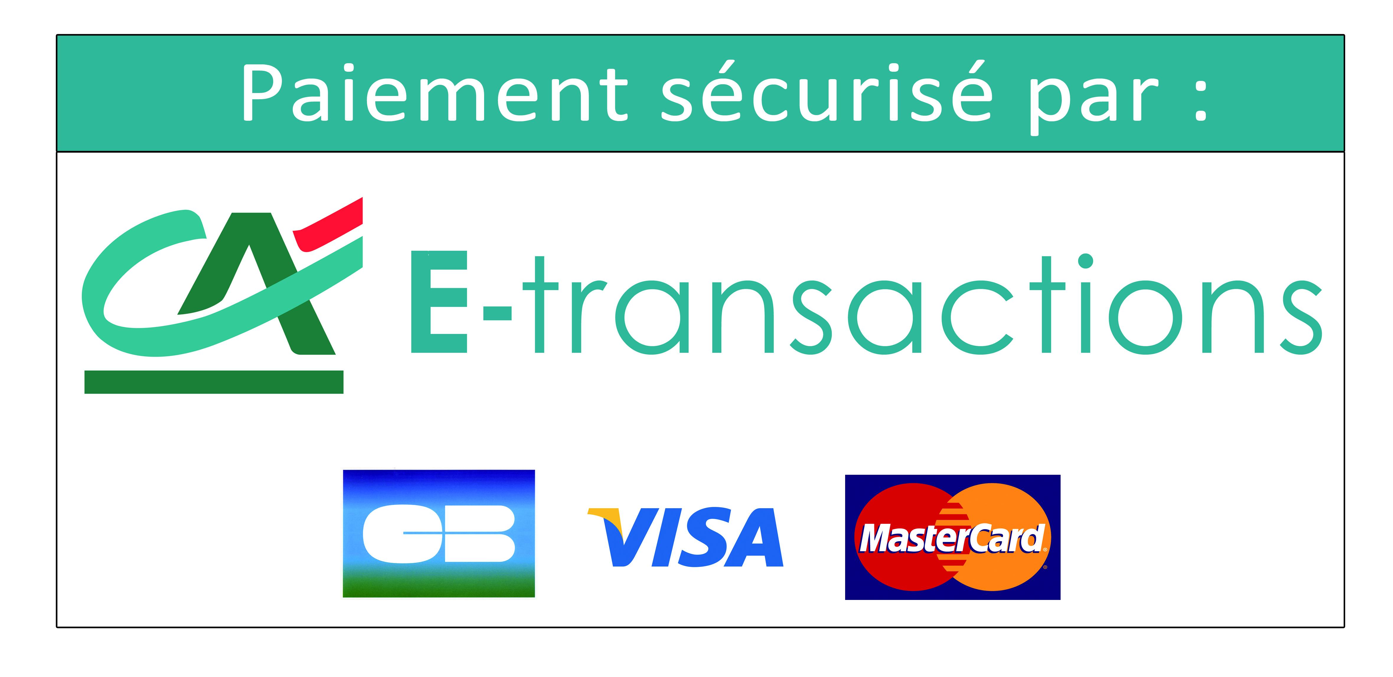 paiement sécurisé visa master card CB