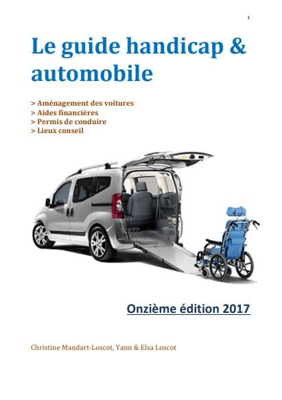 guide handicap automobile