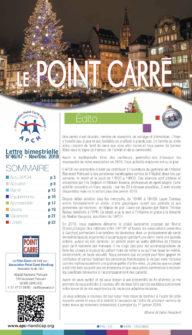 Le Point Carré Novembre Décembre n°46-47 2018
