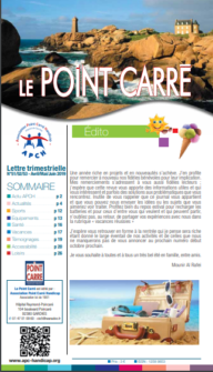 Le Point Carré Avril Mai Juin N°51/52/53 2019