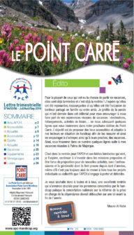 Le Point Carré Juillet/Août/Septembre N°54/55/56 2019